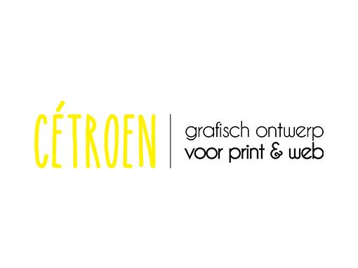 Cétroen - grafisch ontwerp voor print & web